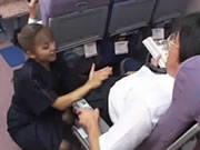 Japanese Cabin Attendants