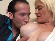 Pussy And Ass Fuck With Amateur French Mature