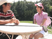 Jepang After Golf Cum In Mouth