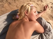 Russian Girl Beach Fucked