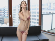 Ukraine Model Mila Azul Masturbation
