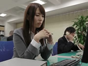 Office Blowjob Yui Hatano