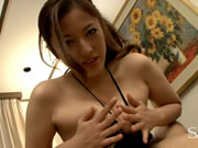 Meisa Hanai Uncensored Titty Fucking