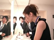 Reverse Sexual Harassment In The Bathroom Yuna Shiina