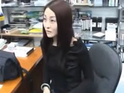 Asian Porn Office Secretary